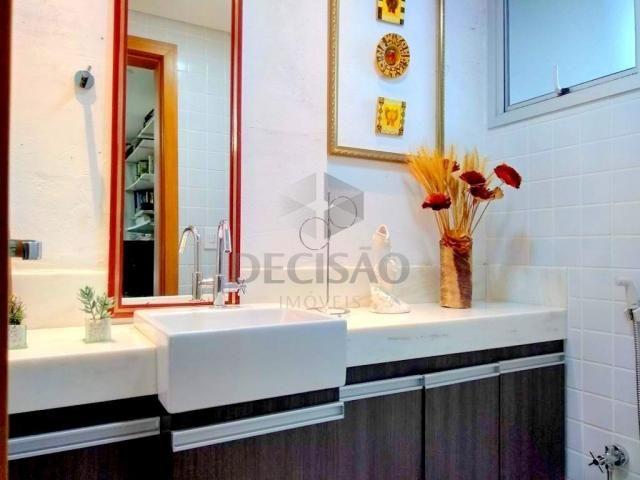 Cobertura à venda, 2 quartos, 3 vagas, gutierrez - belo horizonte/mg - Foto 19