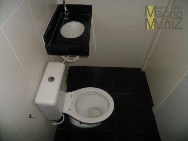 Apartamento com 2 dormitórios para alugar, 50 m² por r$ 600,00/mês - vila velha - fortalez - Foto 9