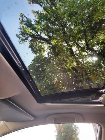 Nissan tiida 2008 automático com teto solar e GNV - Foto 5