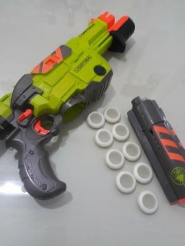 Lançador Nerf Vórtex Lumitron - Hasbro - Foto 2