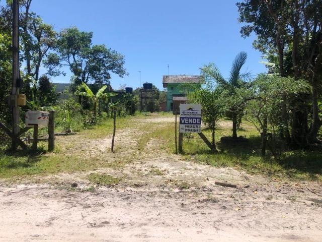 Ótimo Terreno com Casa de madeira, 409,6m², Baln Jdm Verdes Mares, Itapoá/SC - Foto 3