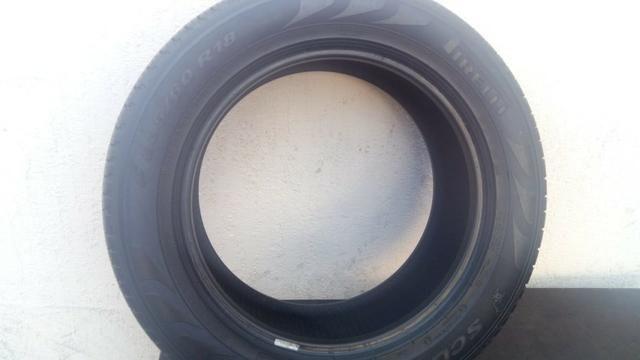 Pneu 235/60r18 Pirelli (Só tenho 1) - Foto 8
