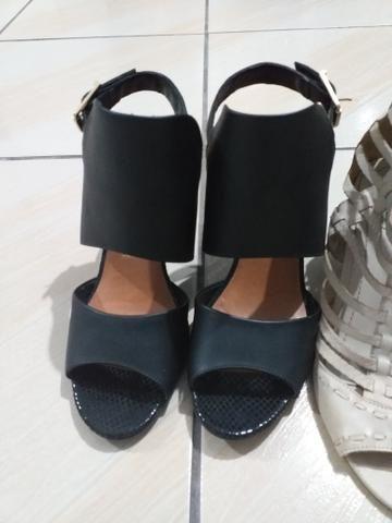 4 pares de sapato 39 - Foto 2