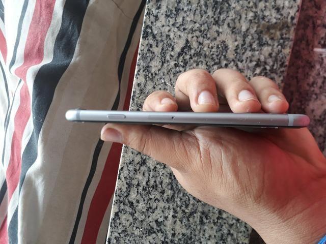 Iphone 6s - 32 gb - Cinza - Foto 5