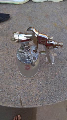 Pistola para pintura alumínio - Foto 2
