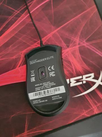 Mouse razer deathadder elite chroma - Foto 2