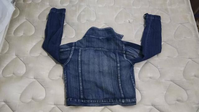 Jaqueta jeans feminina R$15,00 - Foto 2