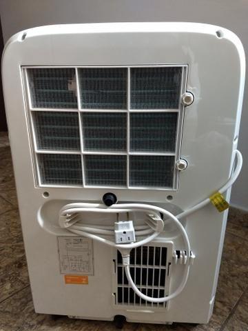 Vendo Ar Condicionado Portátil 10.000 btus - Foto 4
