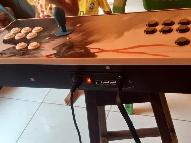 Mesa arcade (fliperama)