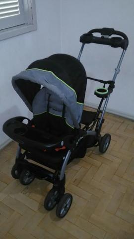 Carrinho para bebês, Sit In Stand americano - Foto 2