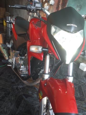 Vendo cb300 complemente nova - Foto 8