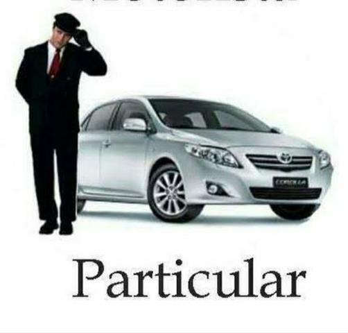 Motorista Particular ( UBER ,99 POP)