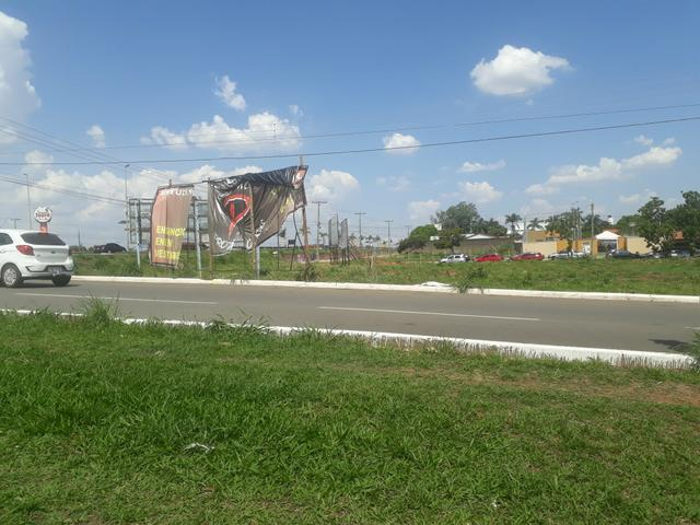 Area na go 060 esquina com avenida gercina borges - Foto 3