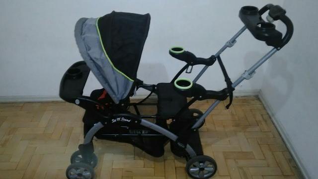 Carrinho para bebês, Sit In Stand americano - Foto 3
