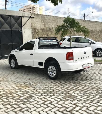 Saveiro Robust CS 1.6 Flex, Ano: 2018, Completíssima TOP!!! (Muito Nova!!!) - Foto 8