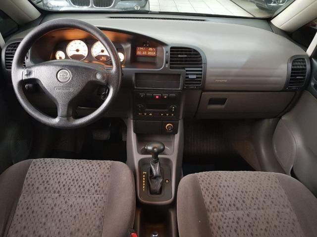 CHEVROLET ZAFIRA 2008/2009 2.0 MPFI ELEGANCE 8V FLEX 4P AUTOMÁTICO - Foto 2