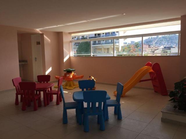 Melody Club | Cobertura Duplex em Olaria de 2 quartos com suíte | Real Imóveis RJ - Foto 2