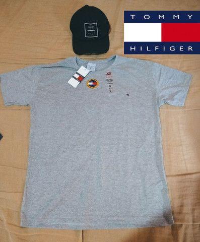 Camisas masculinas algodão fio 30.1