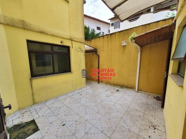 Apartamento térreo com área privativa, piscina e churrasqueira 3 quartos - Foto 19