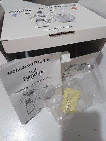 Bomba elétrica de tirar leite Pandax  - Foto 3