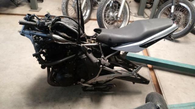 Moto Para Retirada De Peças/sucata Kawasaki Er6 N Ano 2010 - Foto 4