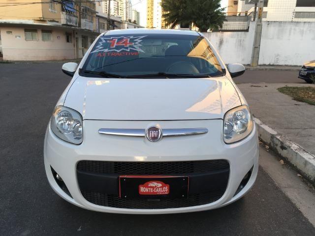Fiat Palio Attractive 1.0 Completo (Aceitamos Financiamento) - Foto 7