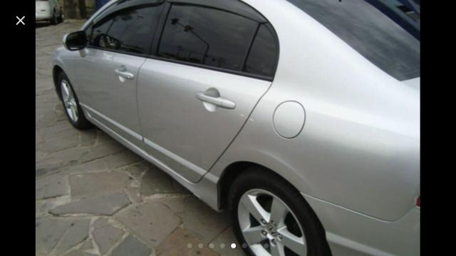 New Civic LXS 2008 Automático - Foto 9