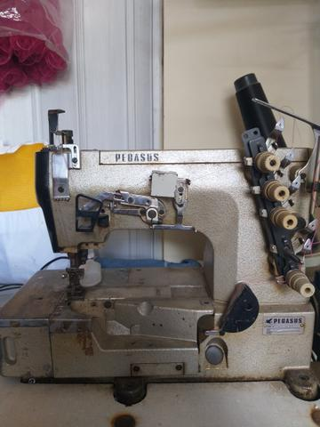 Máquina de costura colarete - Foto 3