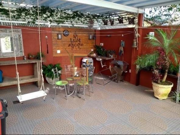Casa à venda com 3 dormitórios em Valparaíso, Petrópolis cod:1491 - Foto 18