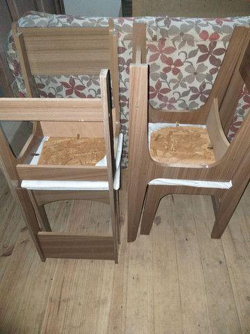 Vendo 4 cadeiras  - Foto 2
