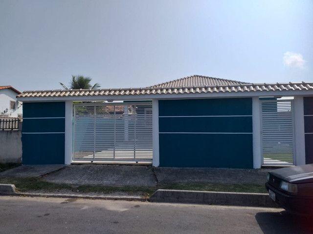 Casa de 3 quartos sendo 1 suíte com piscina no Jardim Atlântico em Maricá - RJ - Foto 7