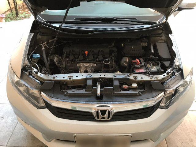 Honda Civic 2.0 LXR 13/14 - Ótima oportunidade - Excelente estado de conservação - Foto 7