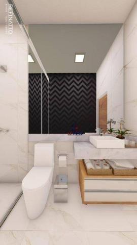 Casa com 3 dormitórios à venda, 181 m² por R$ 740.000,00 - Nova Brasília - Ji-Paraná/RO - Foto 9