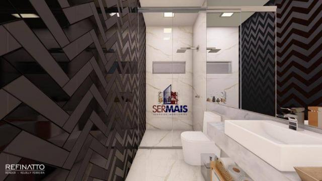 Casa com 3 dormitórios à venda, 181 m² por R$ 740.000,00 - Nova Brasília - Ji-Paraná/RO - Foto 8
