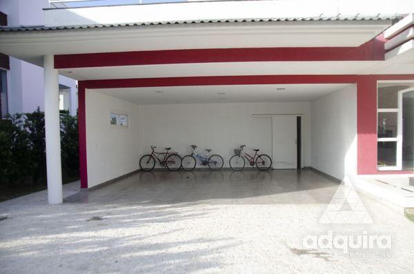Casa em condomínio com 4 quartos no Villagio Del Tramonto - Bairro Estrela em Ponta Grossa - Foto 2