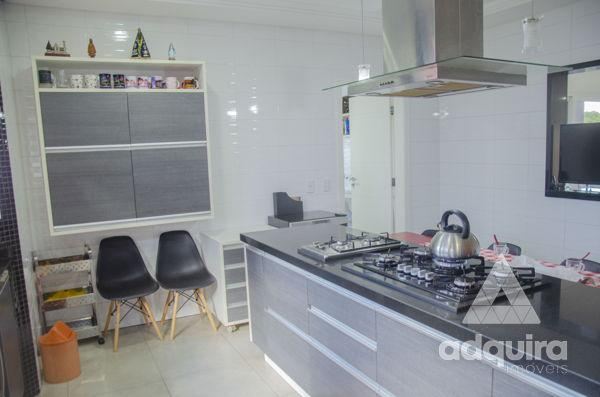 Casa em condomínio com 4 quartos no Villagio Del Tramonto - Bairro Estrela em Ponta Grossa - Foto 10