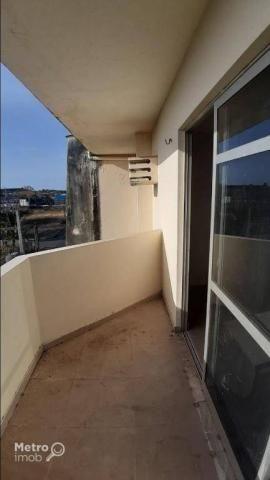 Apartamento com 2 quartos à venda, 80 m² por R$ 190.000 - Parque Atlântico - São Luís/MA - Foto 2