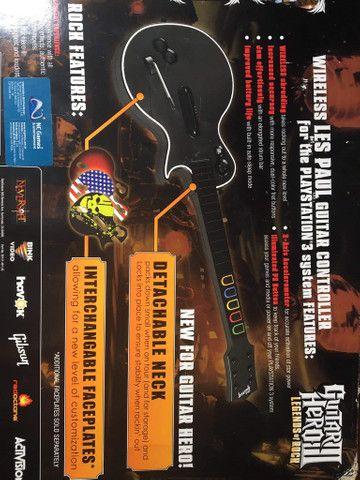 Guitarra Guitar Hero - Foto 4