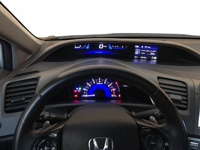 Honda Civic 2.0 LXR 13/14 - Ótima oportunidade - Excelente estado de conservação - Foto 9