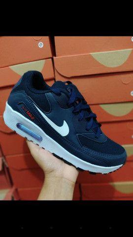 Sucesso de vendas. Air Max 90 da Nike. Estouro total 1 por 90.00rs 2 por 170.00rs - Foto 5