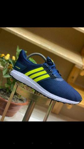 Adidas ultraBoost, os mais procurados por adeptos de academia 90.00rs 2 por 170.00rs - Foto 4