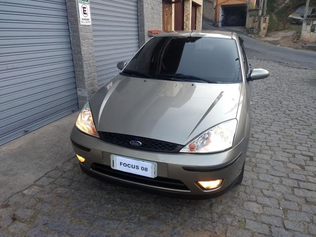 Ford Focus 08 1.6 8v GL consigo financiamento - Foto 3