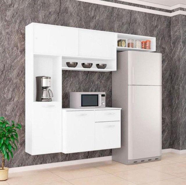 Cozinha linda e moderna em várias cores direto da indústria - Foto 3