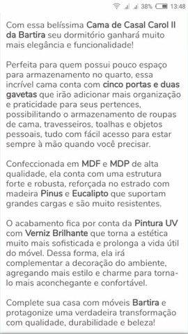 Cama Bartira - Foto 3