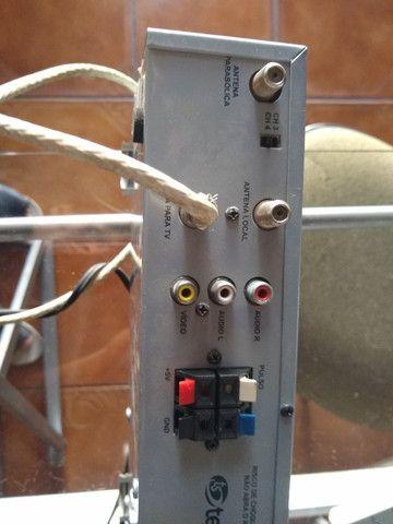 Aparelho para antena parabólica telsat - Foto 6