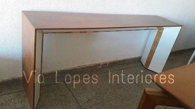 Jogo de poltronas e namoradeira aqui na Via Lopes Interiores wpp 62 9  * - Foto 5