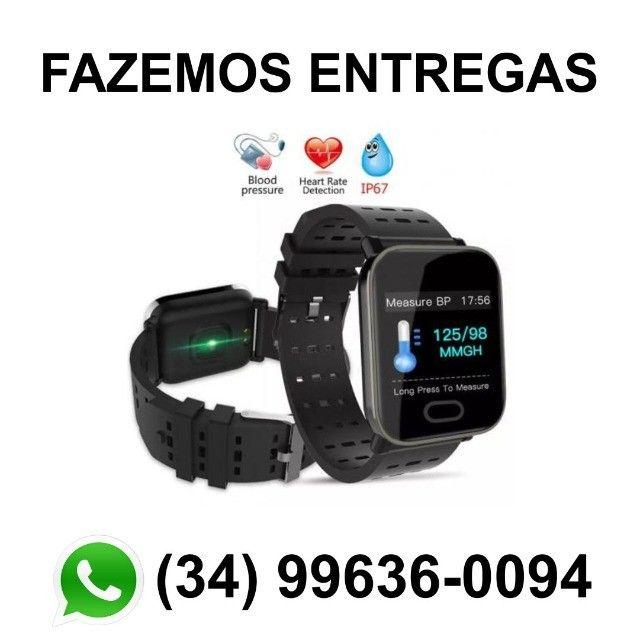 Relógio Smart Bracelet Batimentos Calorias