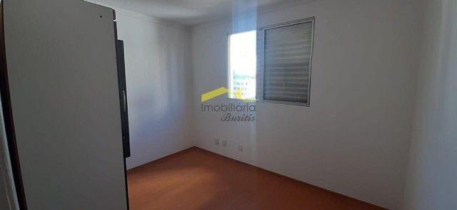 Cobertura para aluguel, 3 quartos, 1 suíte, 2 vagas, Buritis - Belo Horizonte/MG - Foto 11