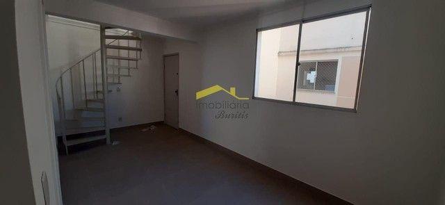 Cobertura para aluguel, 3 quartos, 1 suíte, 2 vagas, Buritis - Belo Horizonte/MG - Foto 3