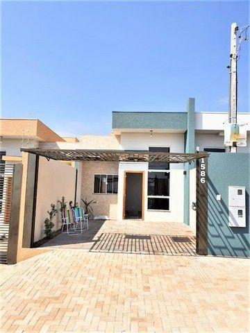 Casas 03 dormitórios sendo 01 suite, Loteamento Florais Paraná ,Cascavel -PR